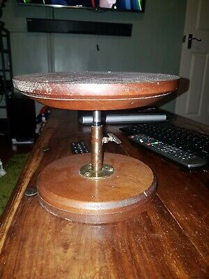 Vintage Wooden Display Stand