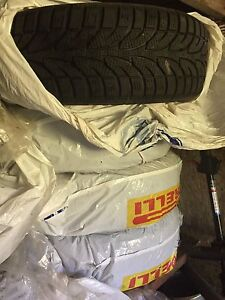 Set of 4 winter tires VW Jetta