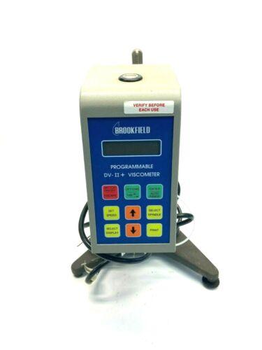 Brookfield LVDV-II + Programmable Viscometer