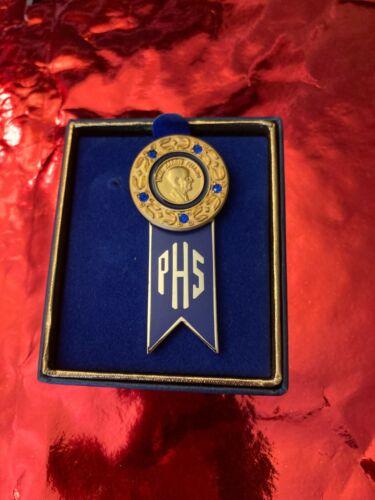 Rotary International Paul Harris Fellow Pin FIVE 5 SAPPHIRE PHS