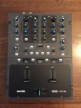 Rane Sixty-One Serato Scratch Live Mixer St Kilda Port Phillip Preview