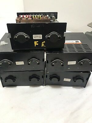 Federal Ss2000sm Two Are Ss2000sm 2 Are Sc And 1 Is Sb Lot Of 5 For Parts