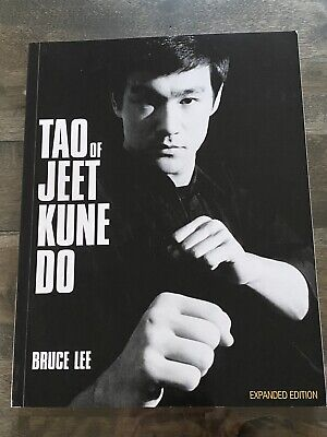 Tao of Jeet Kune Do : New Expanded Edition by Bruce Lee (2011, Trade Paperback)