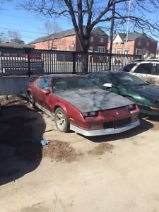 84 and 96 Camaro full part out