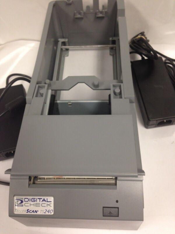 Digital Check TS240TTP teller transaction printer