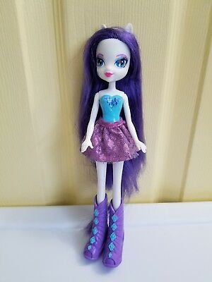 My Little Pony Shoes For Girls (My Little Pony Equestria Girls Rarity Doll Wearing Skirt Shoes Brushable)