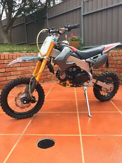 Tomohawk 125cc motorbike Muswellbrook Muswellbrook Area Preview