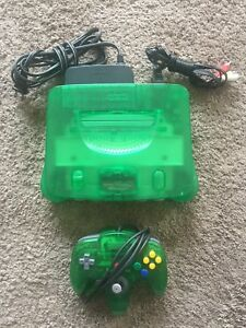 Jungle Green N64 For Sale Or Trade