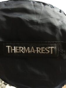 Thermarest camping sleep pad