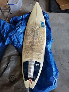"Surfboard 6ft 3"" Nathan Rose Wattle Grove Kalamunda Area Preview"
