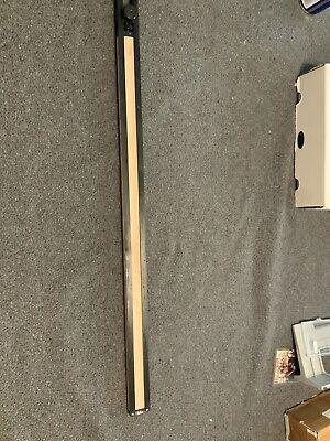 Starrett Webber Ra 10 Retangular 24 Inch Gage Block Clamp Accessory