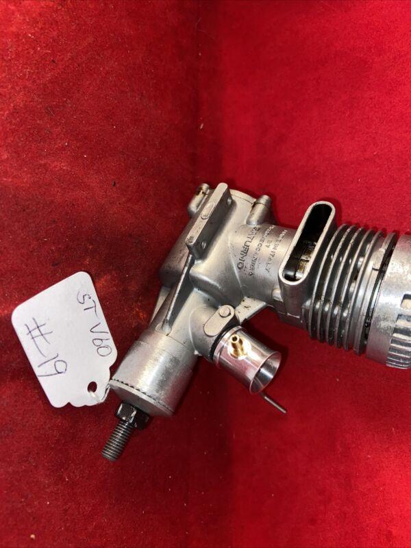 SUPER TIGRE V60  C/L ENGINE EXCELLENT  # 19