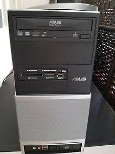 Asus Computer Package. Computer+LCD+KEYBOARD+MOUSE $100 Nambour Maroochydore Area Preview