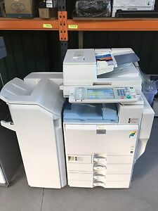 Ricoh Aficio MP C5501A Multifunction Colour Business Office Printer Prestons Liverpool Area Preview
