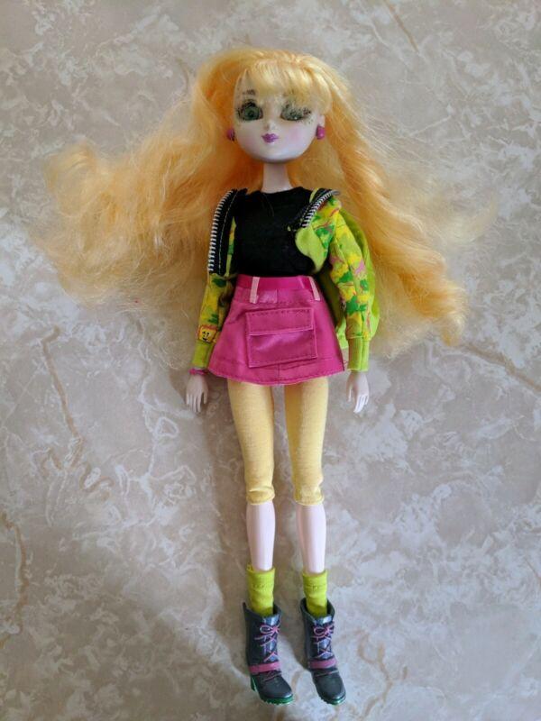 ZeenieDollz Lina Eco-Warrior Eco Warrior Doll