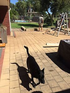 Pavers Oakford Serpentine Area Preview