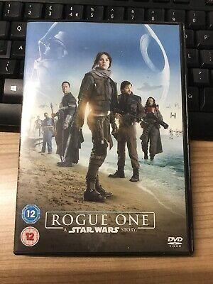 Starwars Rogue One DVD