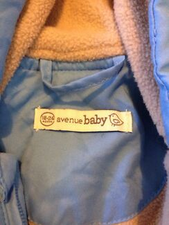 Baby toddler thermal snow suit  Ellenbrook Swan Area Preview