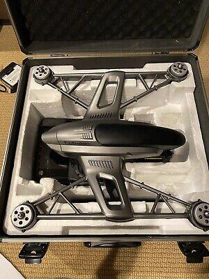 Yuneec Q500 4K Typhoon Quadcopter Drone RTF, CGO3 4K Camera, ST10+ & Alum Case