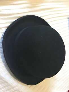 Bowler Hat 100% wool Large