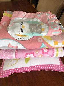 Girls Doona Cover Sets x 2