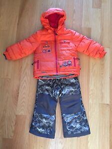 Habit de neige 3 ans Souris Mini pour garçon