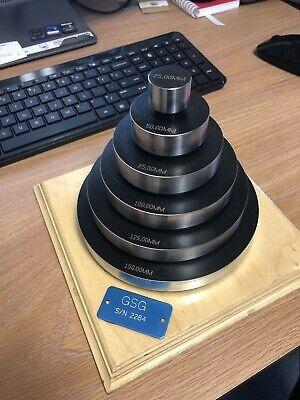 Glastonbury Metric Gage Micrometer Master 25mm-150mm