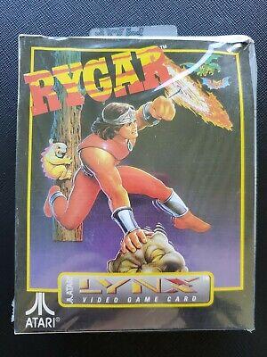 RYGAR  Atari Lynx NEW DAMAGED Factory Sealed