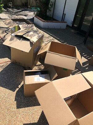 Large Packing Boxes For Free
