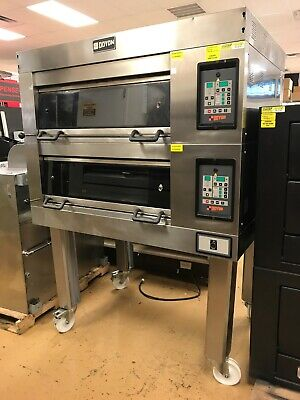 Doyon Double Deck Bake Oven - No Steam Generator No Steam Available