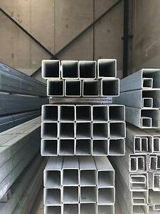 6m*40mm*40mm*2.5mm Galvanized Square Post On Sale Only $28 Wetherill Park Fairfield Area Preview