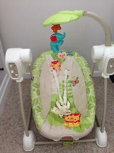 Fisher Price baby swing Manly Brisbane South East Preview