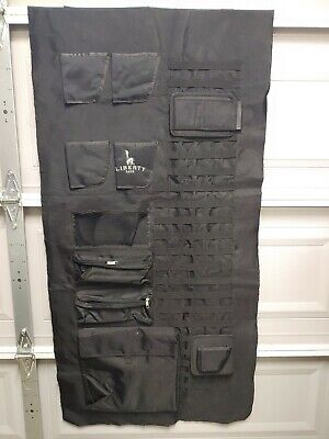 Liberty's Door Panel Organizer Gun Safes Vault Accessories Custom Install