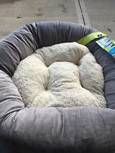 Large Round Dog Bed