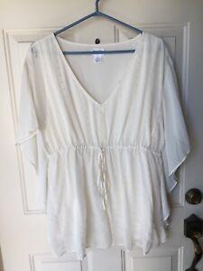 Maternity Shirt by Motherhood Maternity Size Large NEW