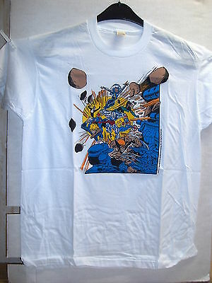 Vintage T-Shirt: X-Men - Breaking Through (L) (USA, 1989)