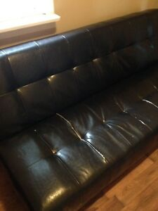 Black Fouton Couch