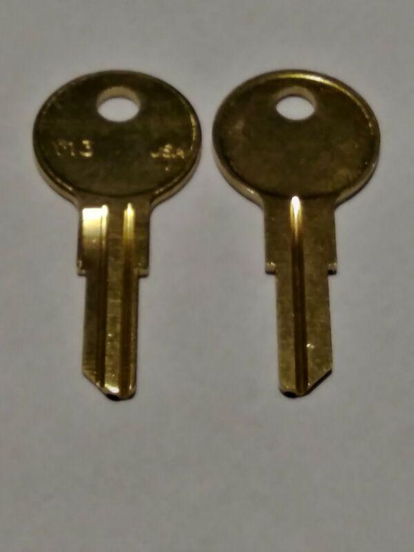 R601 - R620. 2 Replacement Keys Husky Toolbox R601-R620 Toolbox key