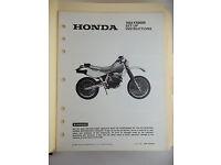 Honda XR 600 R 1995 Haynes Service Repair Manual 2183