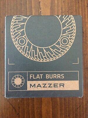 Mazzer Super Jolly Flat Burrs 64mm 33m Espresso Grinder Mini Electric E Oem New