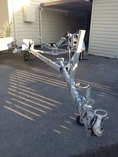 Boat trailer  Merewether Newcastle Area Preview