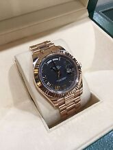 Rolex Daydate in Rose Gold Bondi Junction Eastern Suburbs Preview