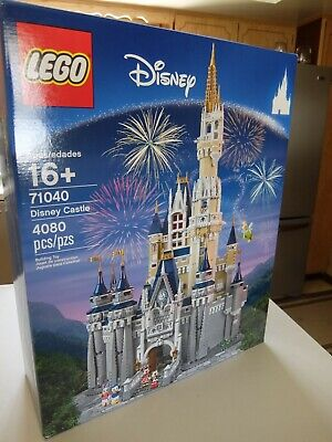 LEGO 71040 The Disney Castle 4080 pieces Brand New Factory Sealed Box