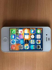 Iphone 4s, 16 GB, white Rapid Creek Darwin City Preview