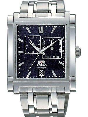 New Orient Automatic Galant Collection FETAC002D Men's Watch   BLUE FACE