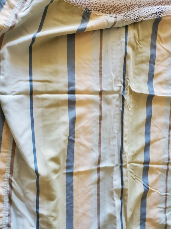 "HOSPITAL PRIVACY/CUBICLE CURTAINS  STRIPE   100""X168"" =14"