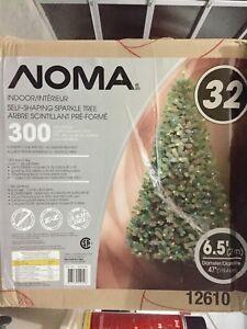 Noma LED Christmas Tree - New in Box