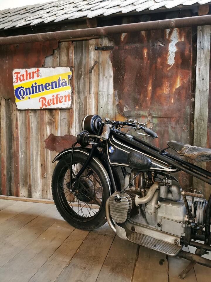 ❕SUCHE❕BMW Oldtimer Motorrad - R12 R11 R52 R62 R4 R35 R60 R51 in Schleiz