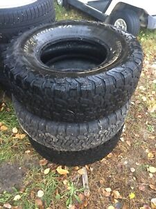 285 75 r16 truck tires