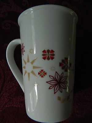 - 2013 STARBUCKS COLLECTIBLE COFFEE MUG - CHRISTMAS THEME